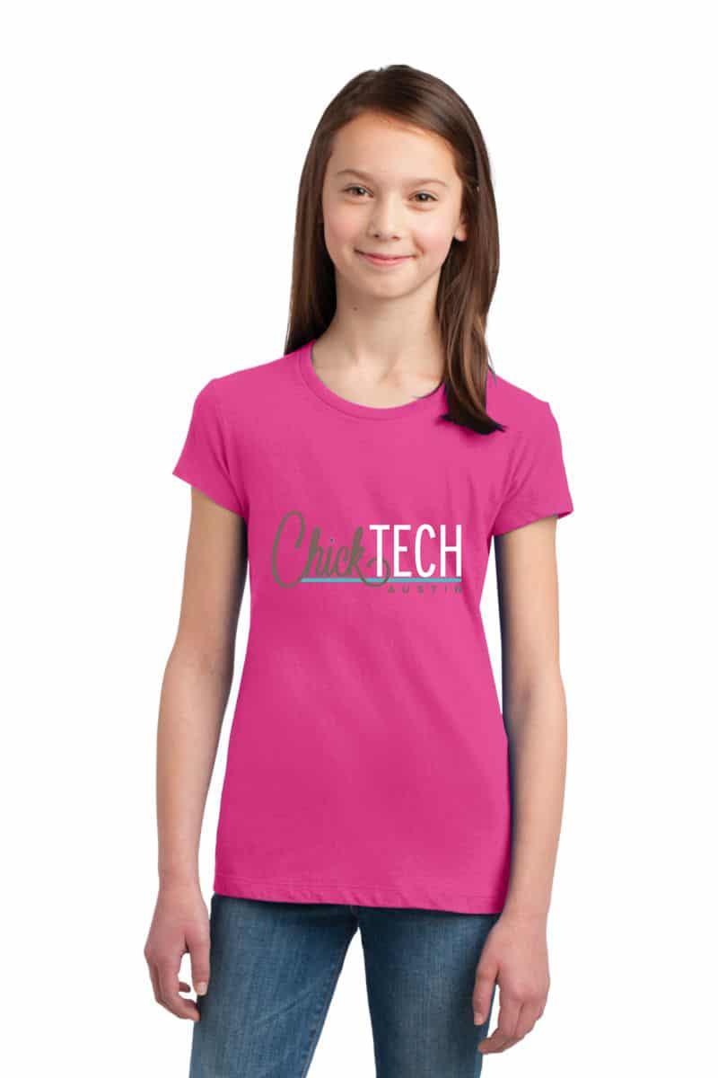 ChickTech Austin Youth Shirts
