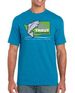trout unlimited tees